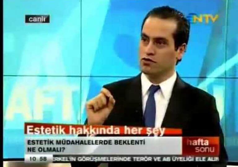 BURUN ESTETİĞİ HAKKINDA HERŞEY NTV